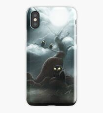 They're Watching iPhone Case/Skin