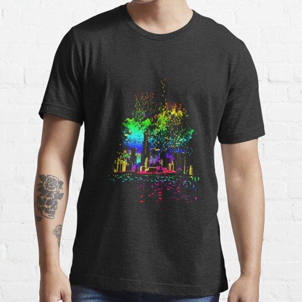 City Lights Essential T-Shirt