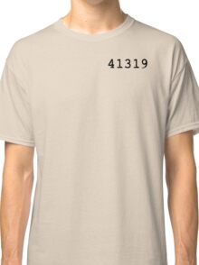 41319 - Det. Kate Beckett Classic T-Shirt
