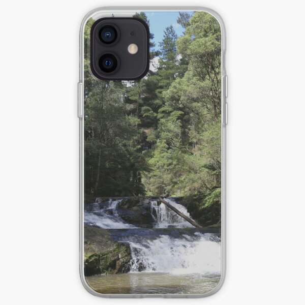 Morwell River Falls iPhone Soft Case
