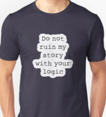 What Richard Castle Said T-Shirt