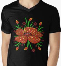 Rafflesia Men's V-Neck T-Shirt