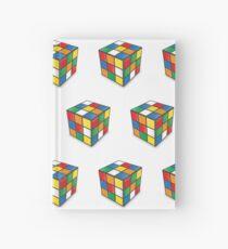 RUBIK_CUBE Hardcover Journal
