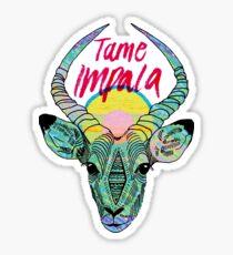 tame impala Sticker