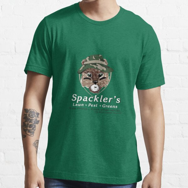 Spackler's Lawn Pest and Greens Essential T-Shirt
