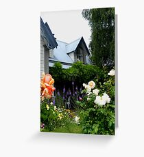 Beautiful Akaroa    New Zealand Greeting Card