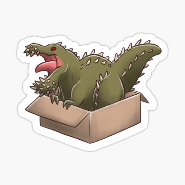 Box Deviljho Sticker