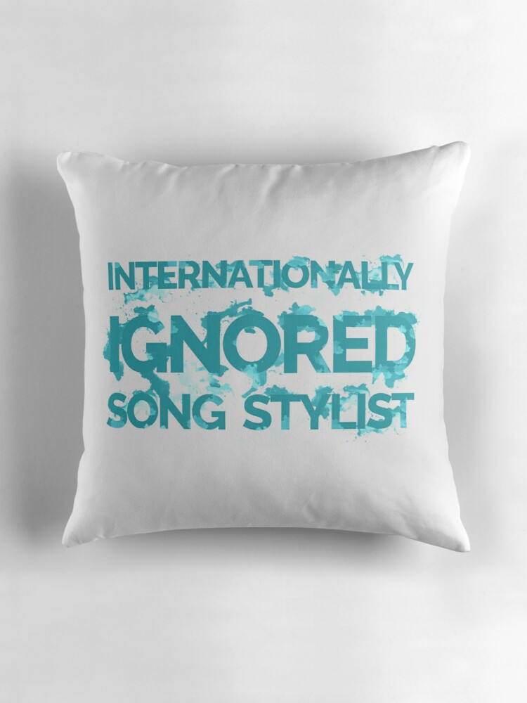 Throw Pillows On The Bed Song :