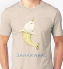 Banarwhal Unisex T-Shirt