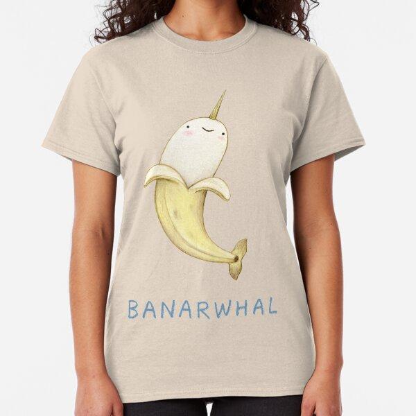 Banarwhal Classic T-Shirt