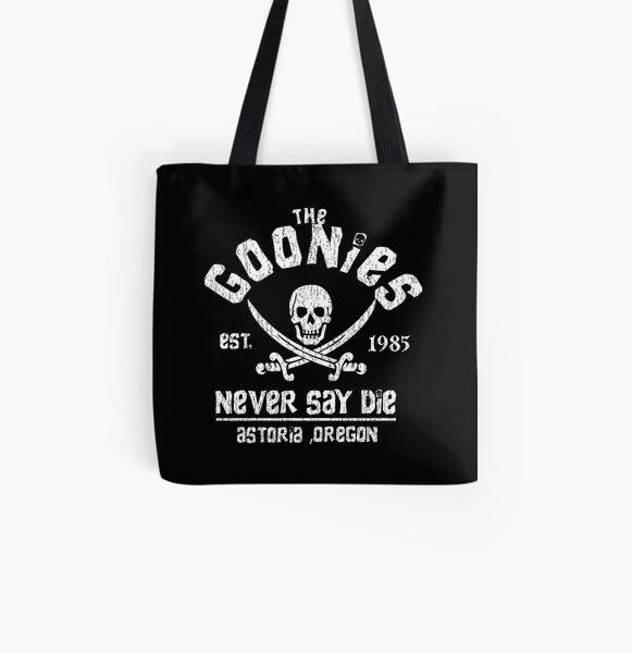 Goonies All Over Print Tote Bag
