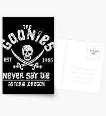 Goonies Postcards