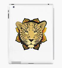 Retro Leopard iPad Case/Skin