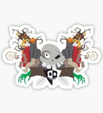Return to the Graveyard Sticker