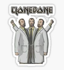 Krieger Clone Bone Sticker