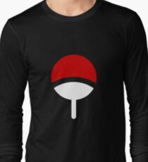 uchiha Long Sleeve T-Shirt