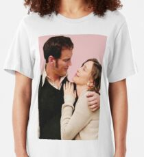 Ed & Lorraine Warren Slim Fit T-Shirt