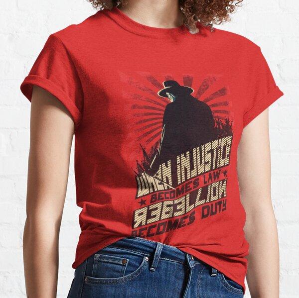 Rebellion Classic T-Shirt