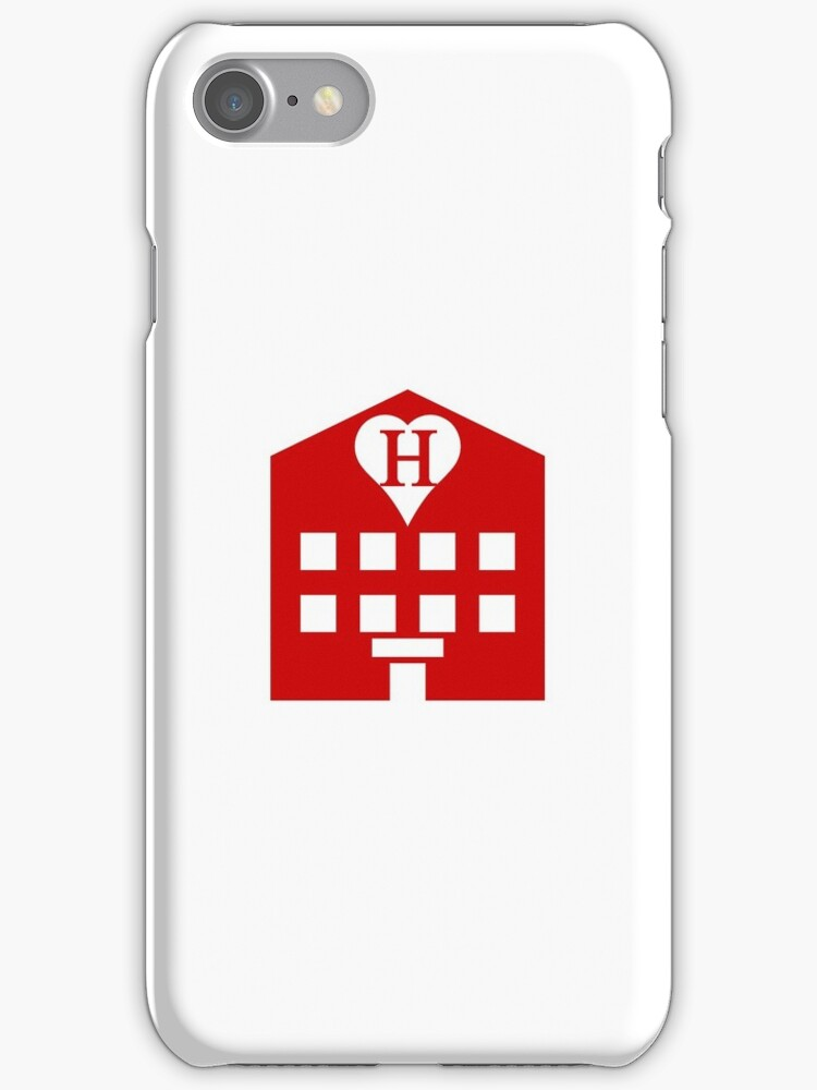 Love Hotel Japanese Emoji by tinybiscuits