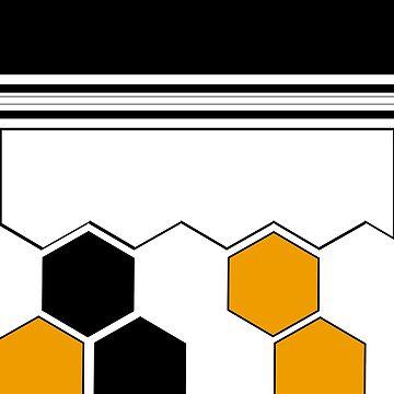 Hexagon desing v.2 by KWarDC