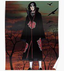 Uchiha Itachi : Akatsuki Poster