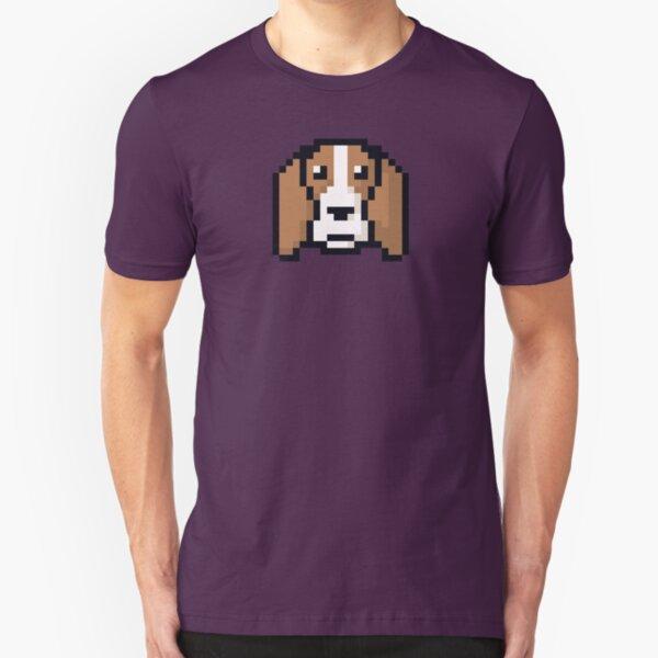 BitDogs - Beagle Slim Fit T-Shirt