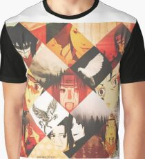 Uchiha Itachi Minim Graphic T-Shirt