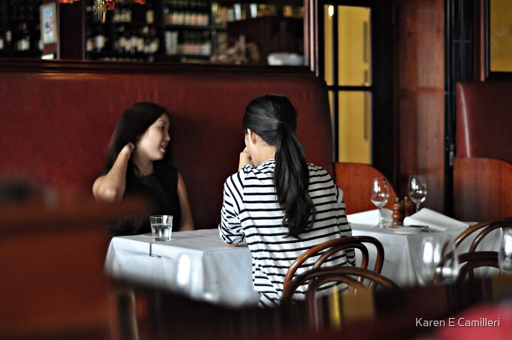 City Diners by Karen E Camilleri