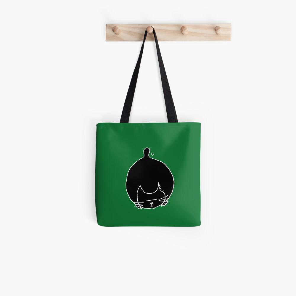 Lena the cat Tote Bag