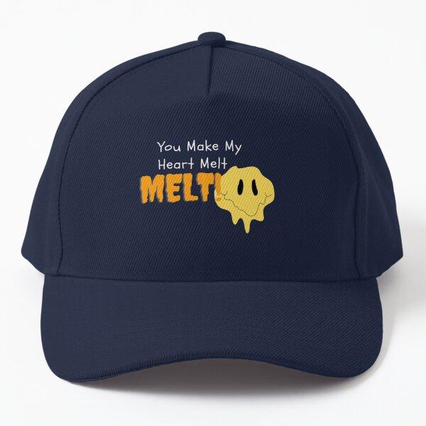 You Make My Heart Melt -  You Make My Heart Melt Toddler Valentine's Shirt - Valentine's Clothing - Cute Toddler Shirts - Boys' Tops - Girls' Tops Baseball Cap