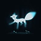 Ghostly Fox by karmabees