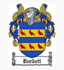 Burdett (Derby) Photographic Print