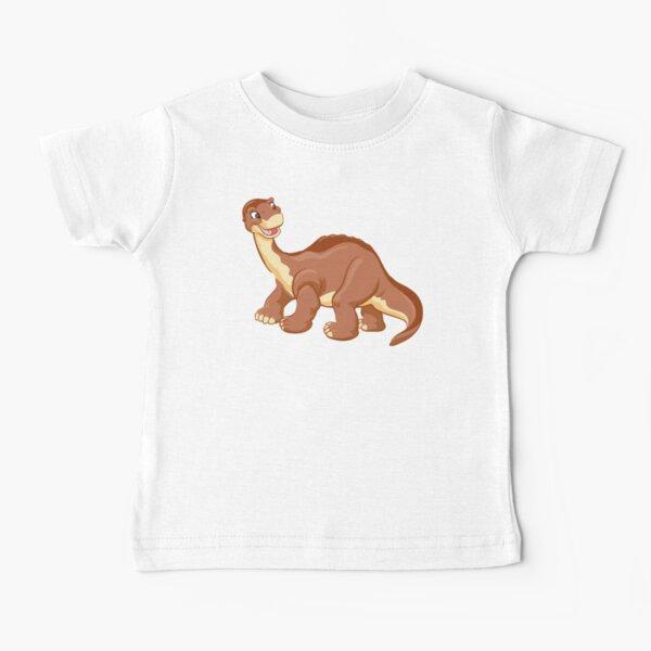 Little foot Baby T-Shirt