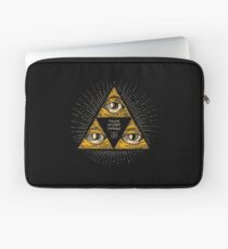 Trilluminati Laptop Sleeve