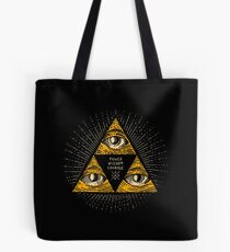 Trilluminati Tote Bag