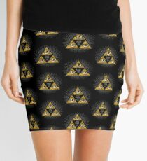 Trilluminati Mini Skirt