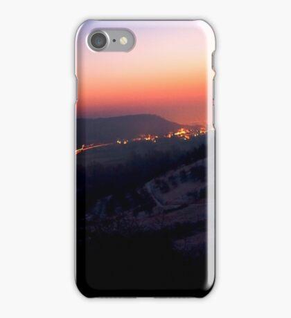 Sunsrise in Remstal VRS2 iPhone Case/Skin