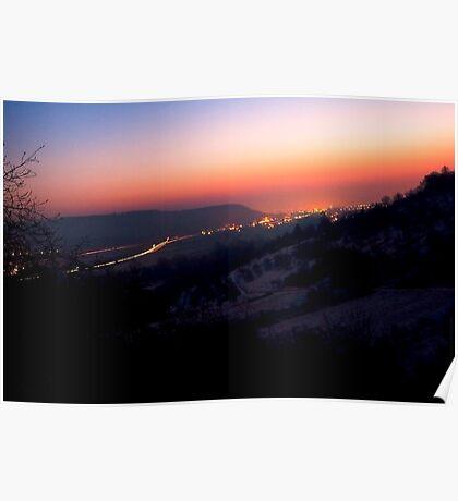 Sunsrise in Remstal VRS2 Poster