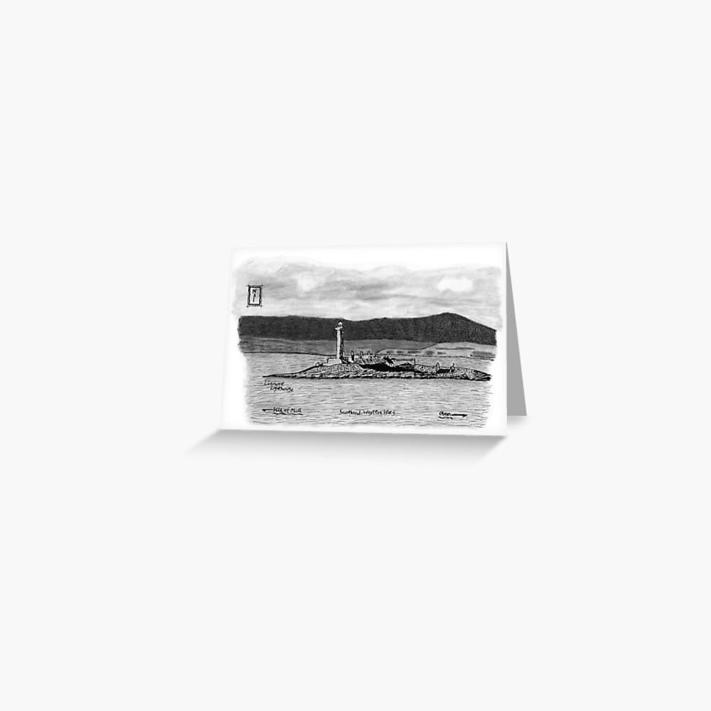 Lismore Lighthouse Greeting Card