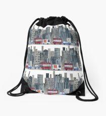 London Street Drawstring Bag