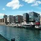 Hamburg Hafencity -Panorama by OLIVER W