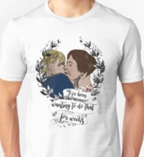 Berena kiss 2.0- in colour Unisex T-Shirt