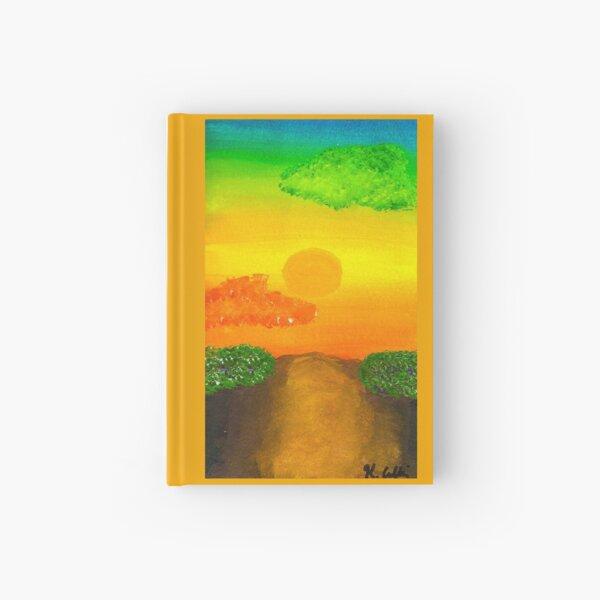 Sunset Cliff Hardcover Journal