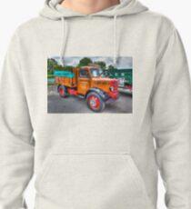 Bedford Dropside Tipper Truck Pullover Hoodie