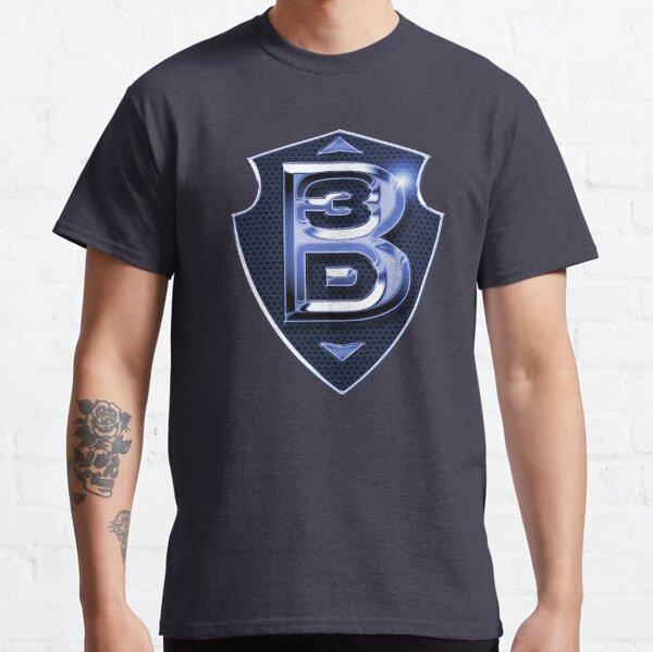 Barry 3D Logo Classic T-Shirt