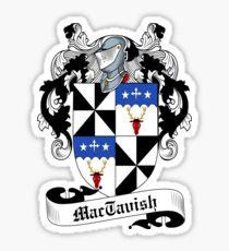 MacTavish Sticker