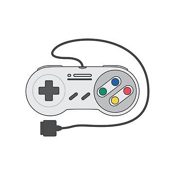 SNES by tastygoldfish