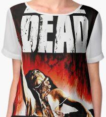 Evil Dead Women's Chiffon Top