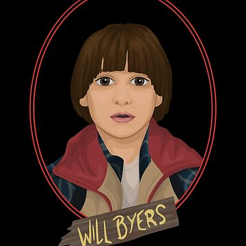 Will Byers by AdamAether