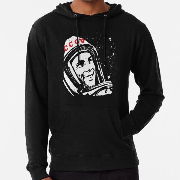 Yuri Gagarin Lightweight Hoodie